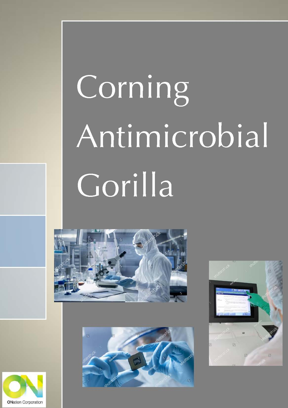 Corning Antimicrobial Gorilla